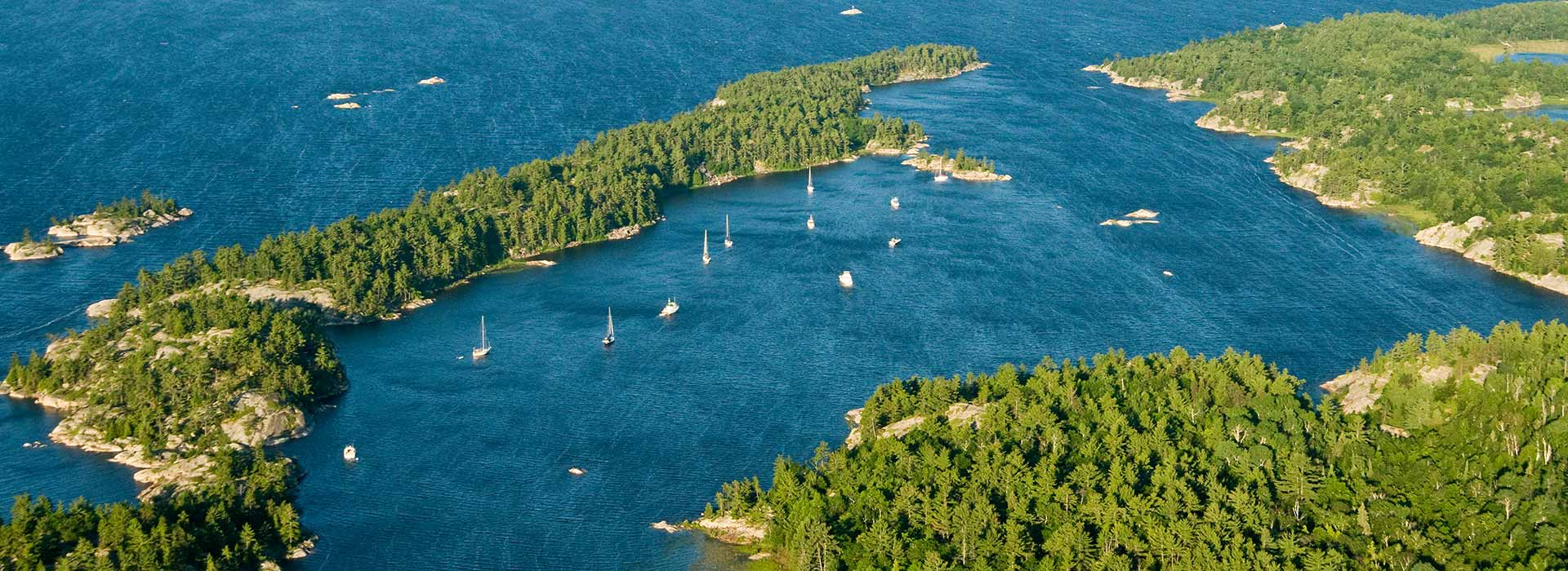 Improving sea traffic – Mapping Canada's Waterways